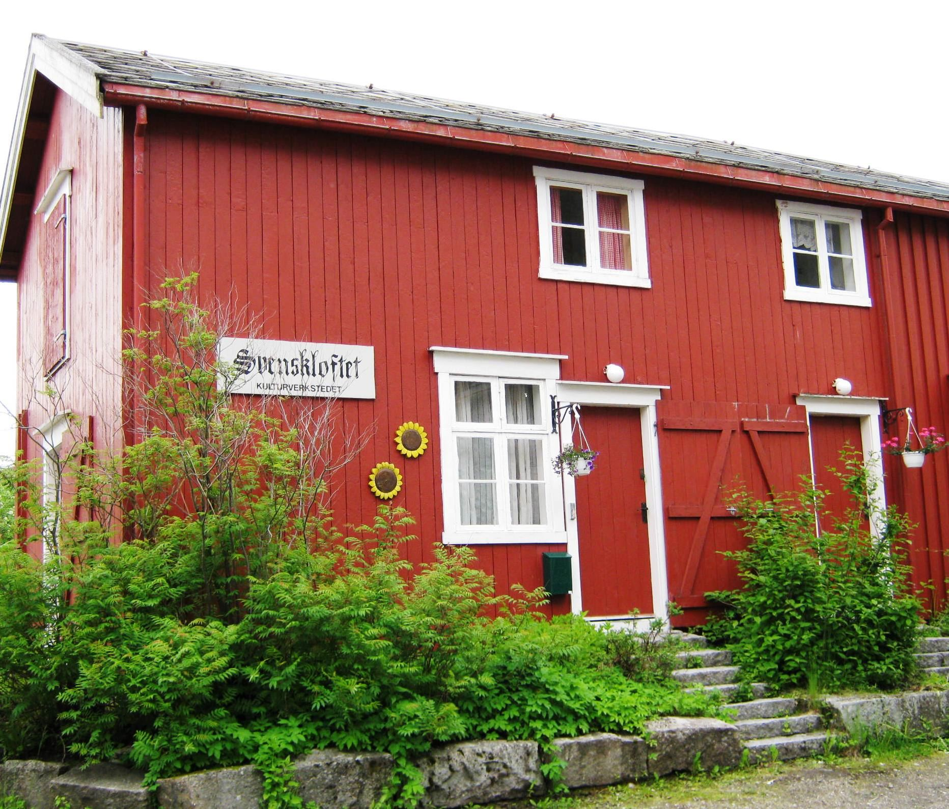 Kulturverkstedet,  © Helgeland Reiseliv AS, Svenskloftet