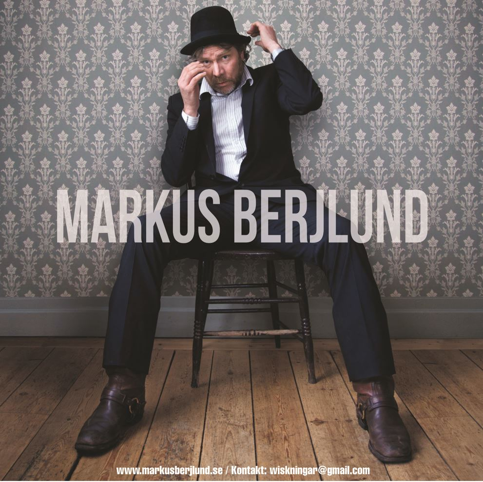 Konsert - Markus Berjlund