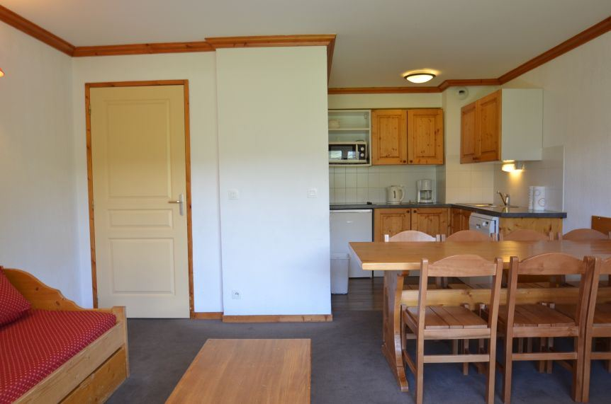 4 Rooms 8 Pers ski-in ski-out / VALMONT B 42