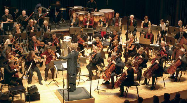 Umeå musiksällskaps höstkonsert