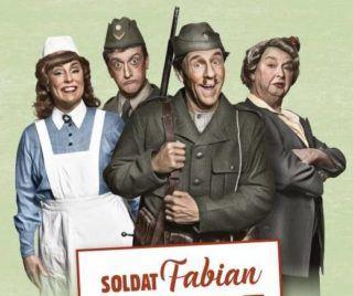 Soldat Fabian Bom