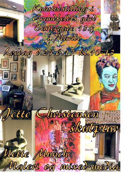 Kunstudstilling i Maribo