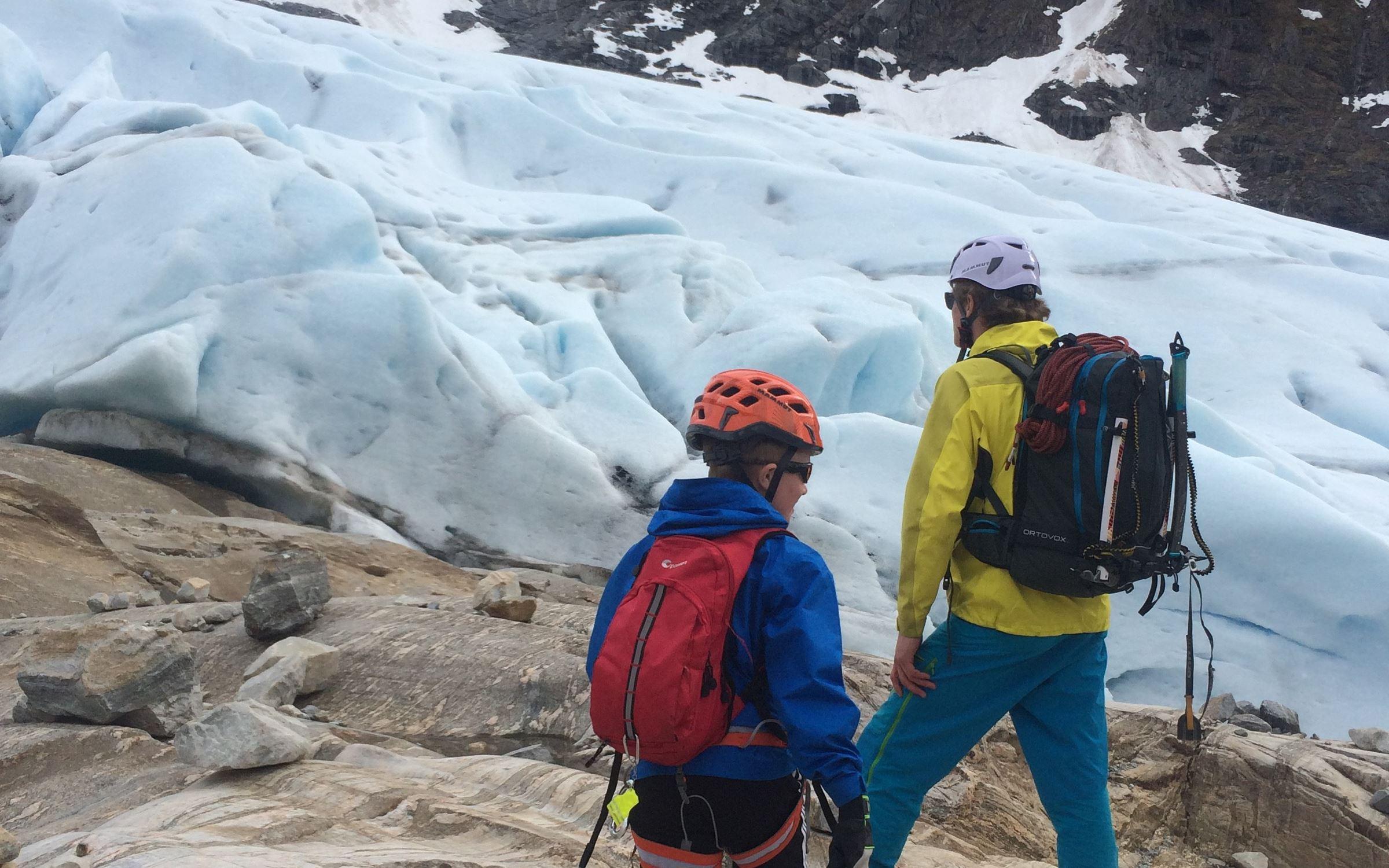 Opplev Svartisen med Meløy Adventure