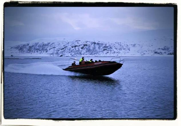Searafting in the Arctic