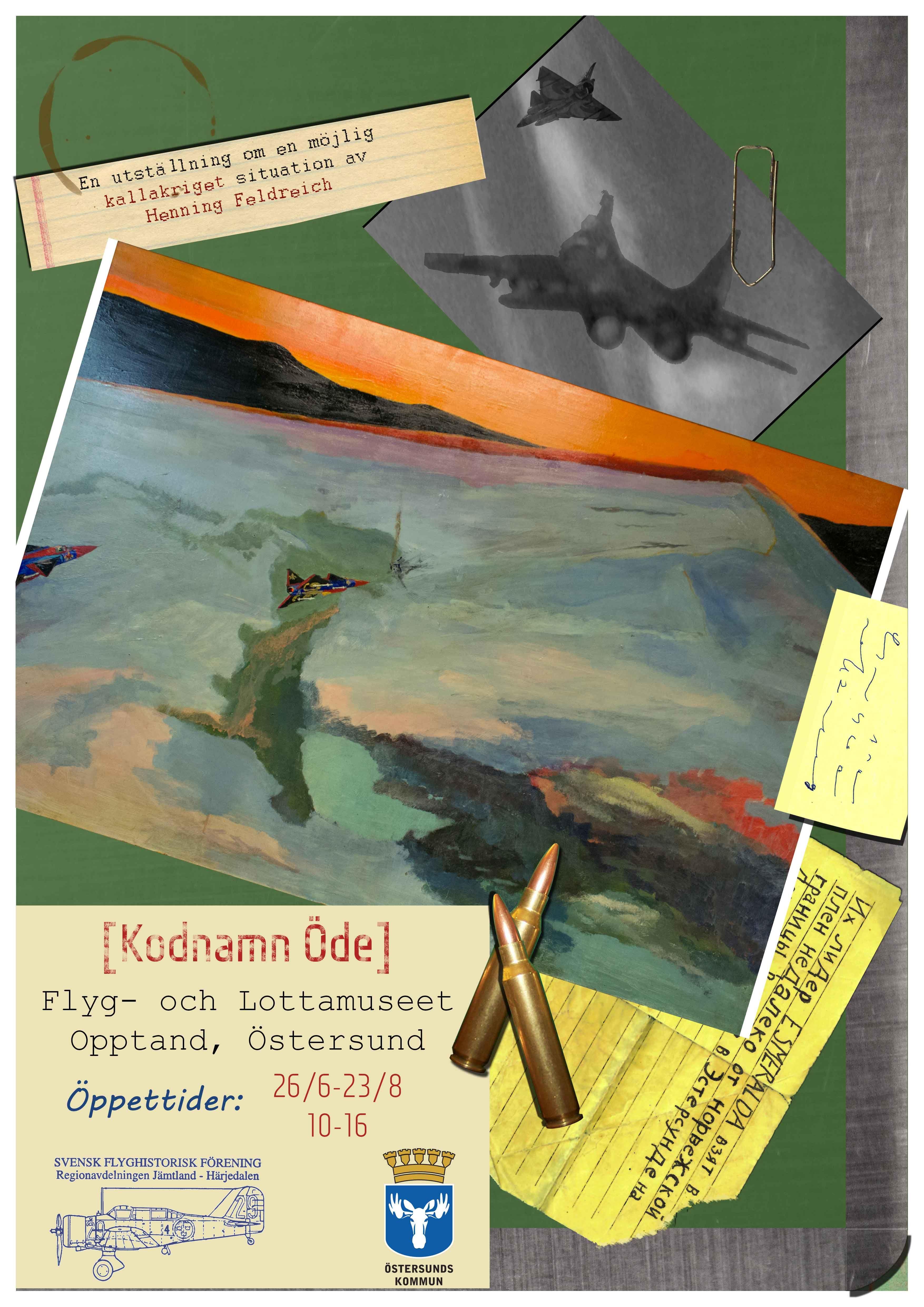 © copy: flyg-ochlottamuseet, Bild på konstverk