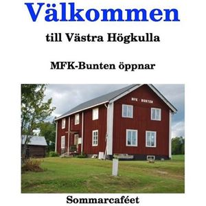 MFK-Buntens Sommarcafé