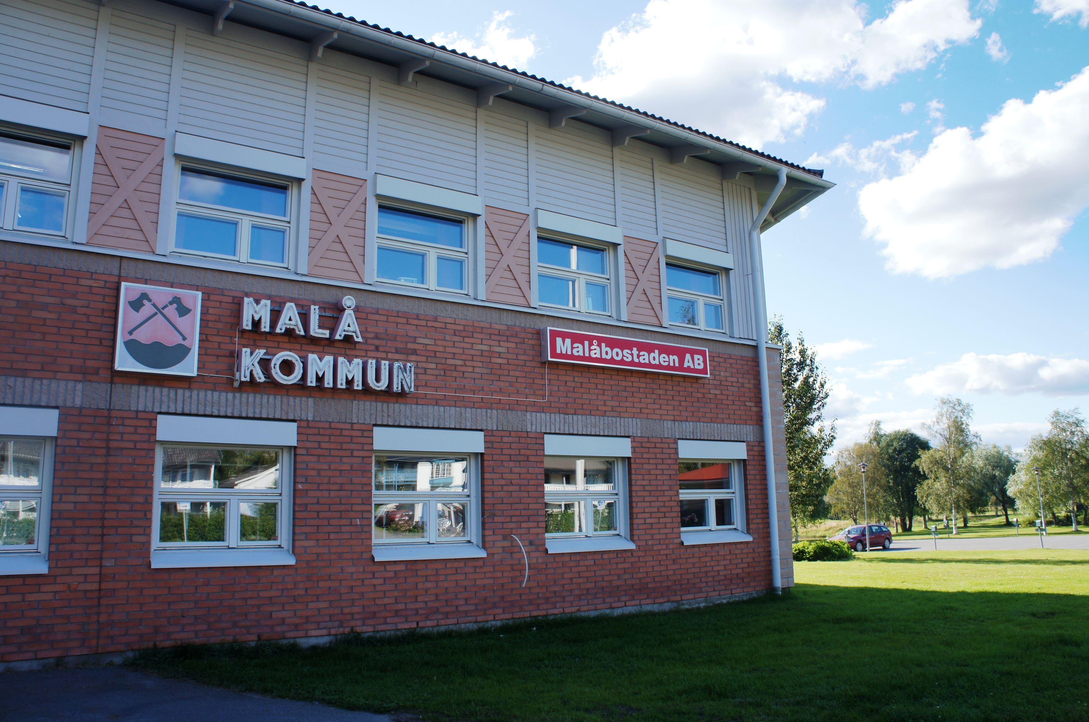 Vikariera i Malå kommun