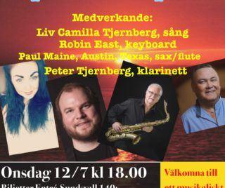 Gränslös Jazz i Sommarkväll