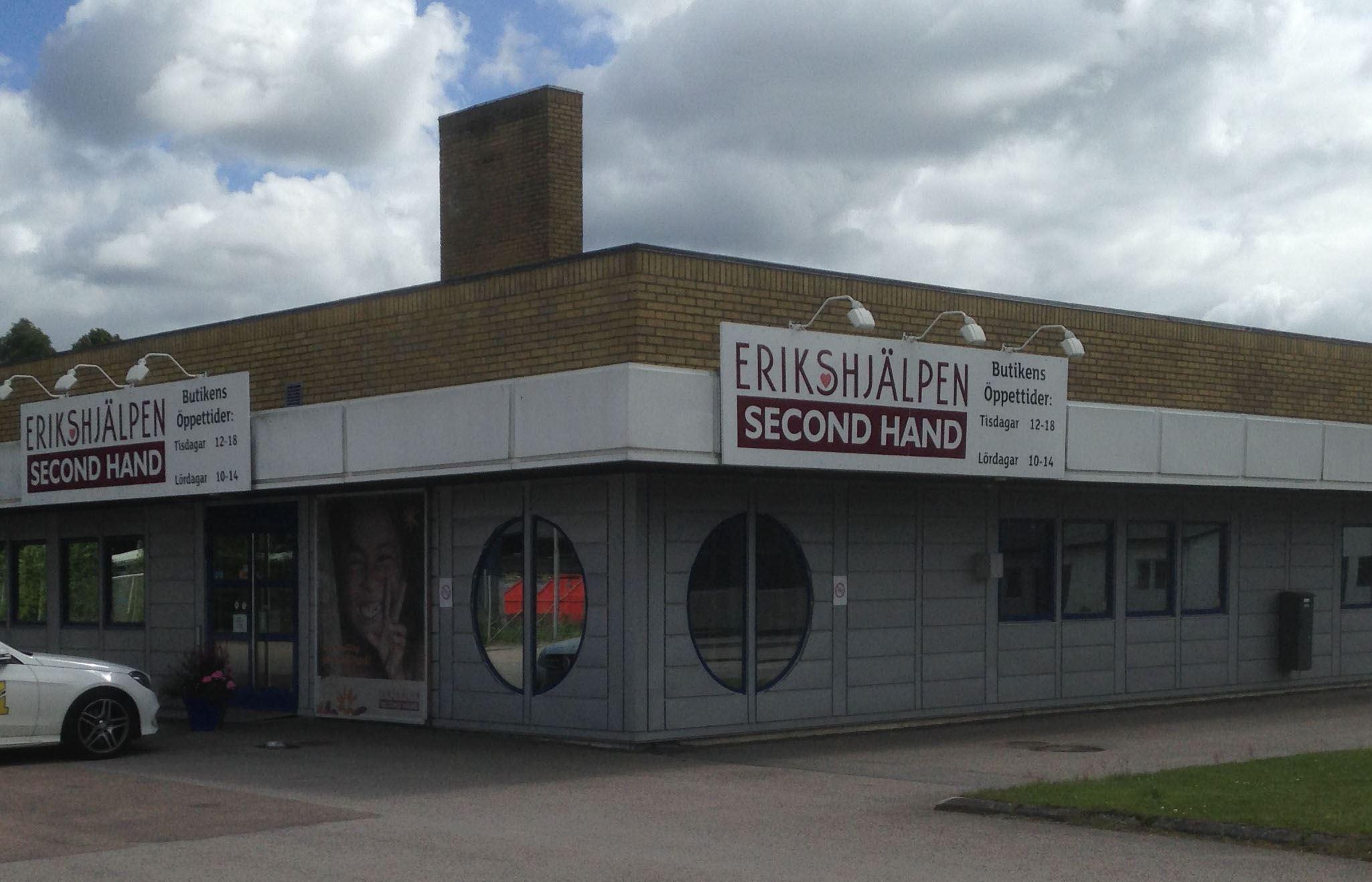 Erikshjälpen Second Hand