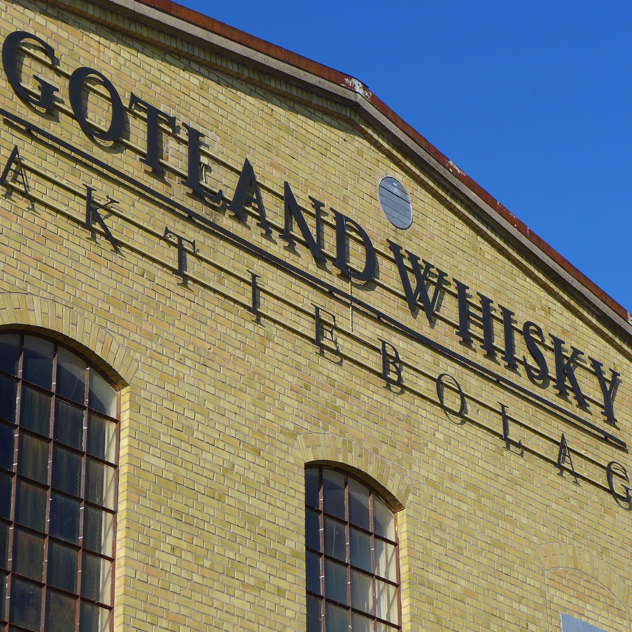 Guidad tur på Gotland Whisky under Gotland Gastronomy 2018