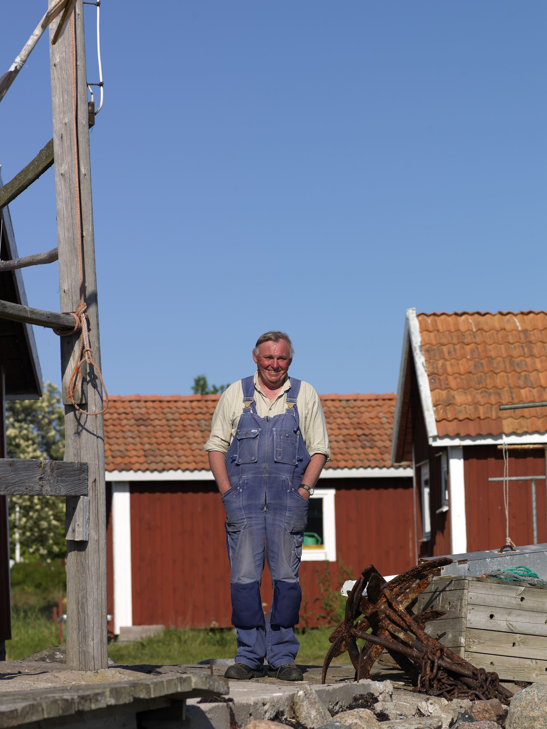 Dagsutflykt med guidad rundtur på Hasselö