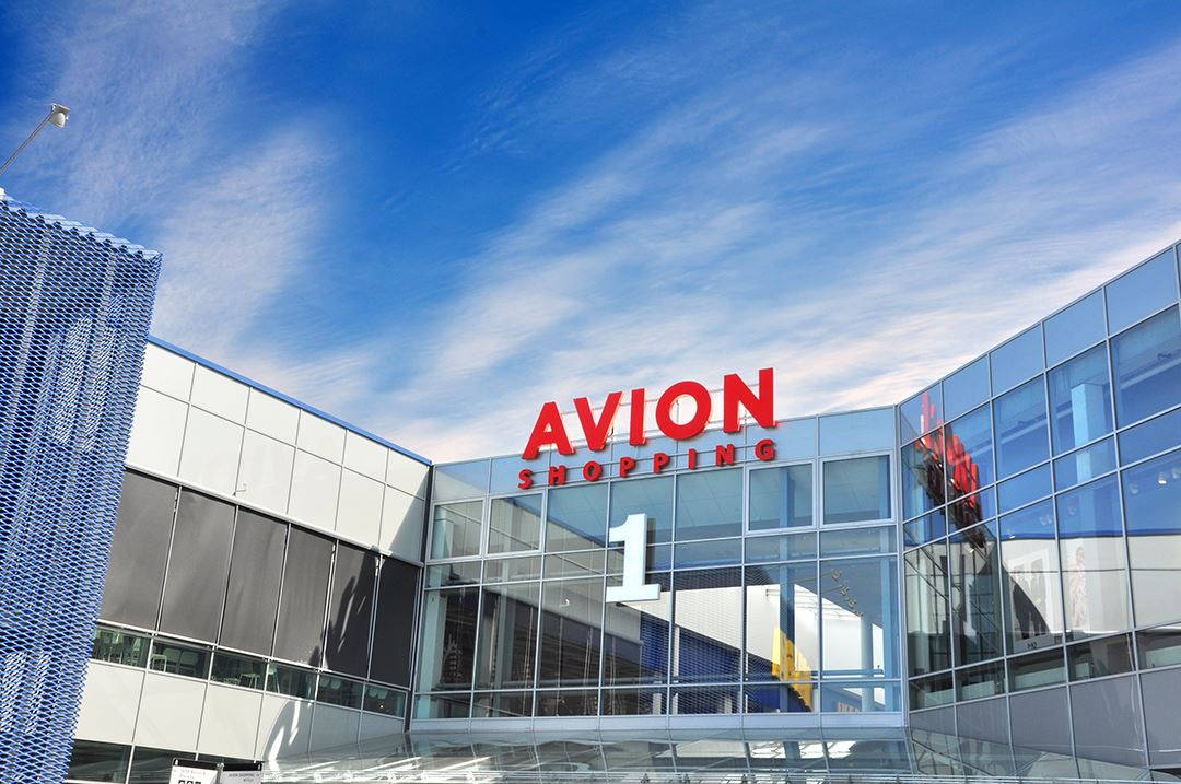 Avion shopping