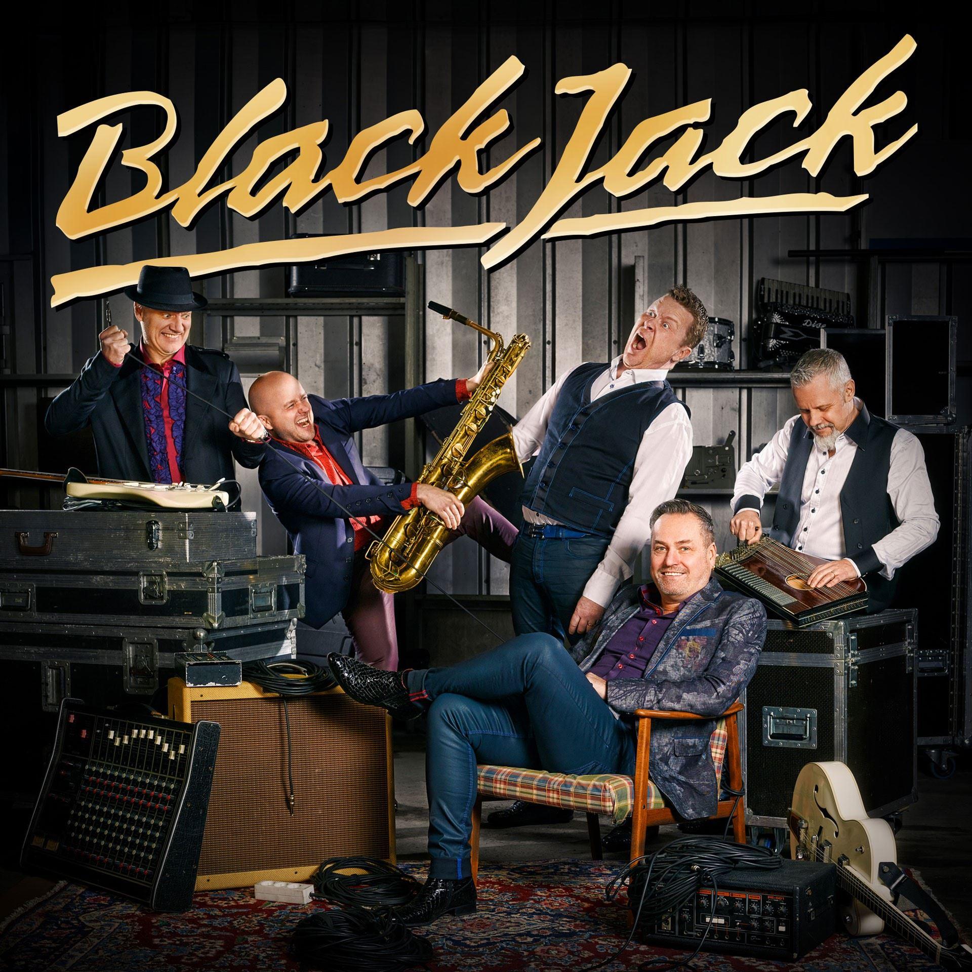 Black Jack med middagssupé