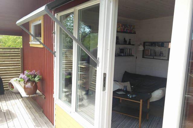 Stuga i Bergafjärden