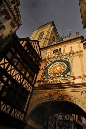 L'express de Rouen (visite guidée en français et en anglais)