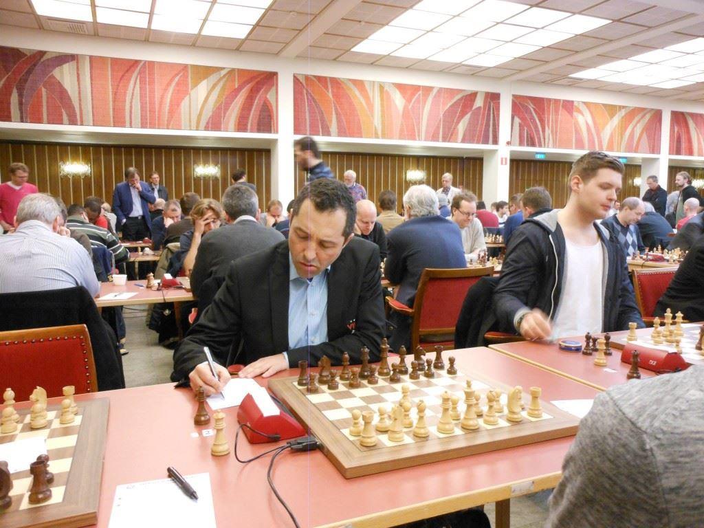 Nordiska mästerskapen i schack