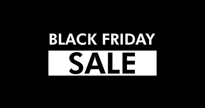 Black Friday - Aftensalg Tema: Tyvstart på juleindkøbene