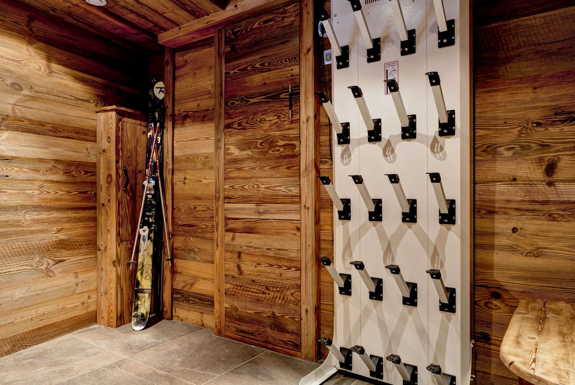 5 rooms 8 people / CHALET IDAHO (mountain of dream)