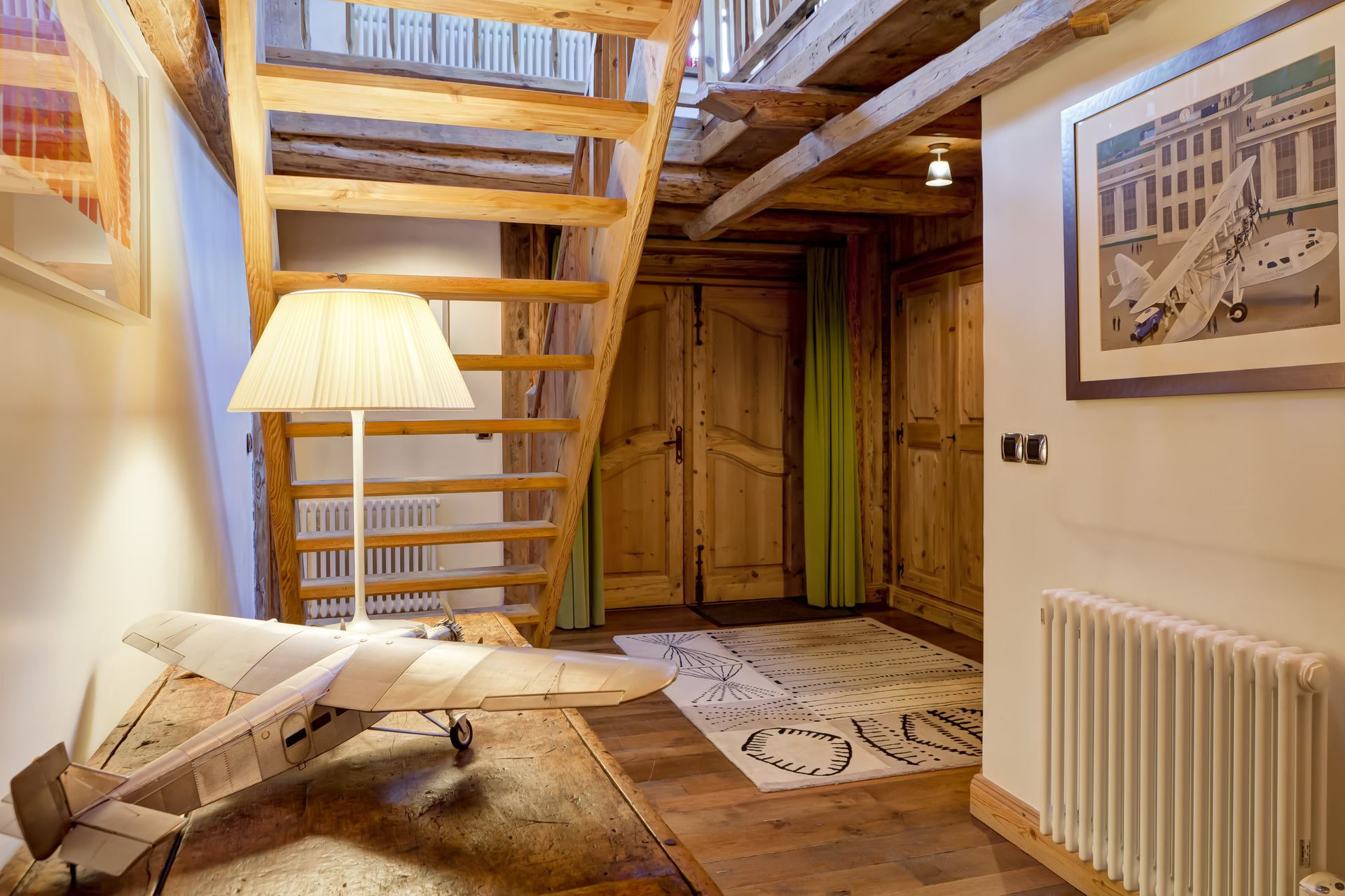5 rooms 8 people / CHALET MAISON DU PRAZ (mountain of dream)