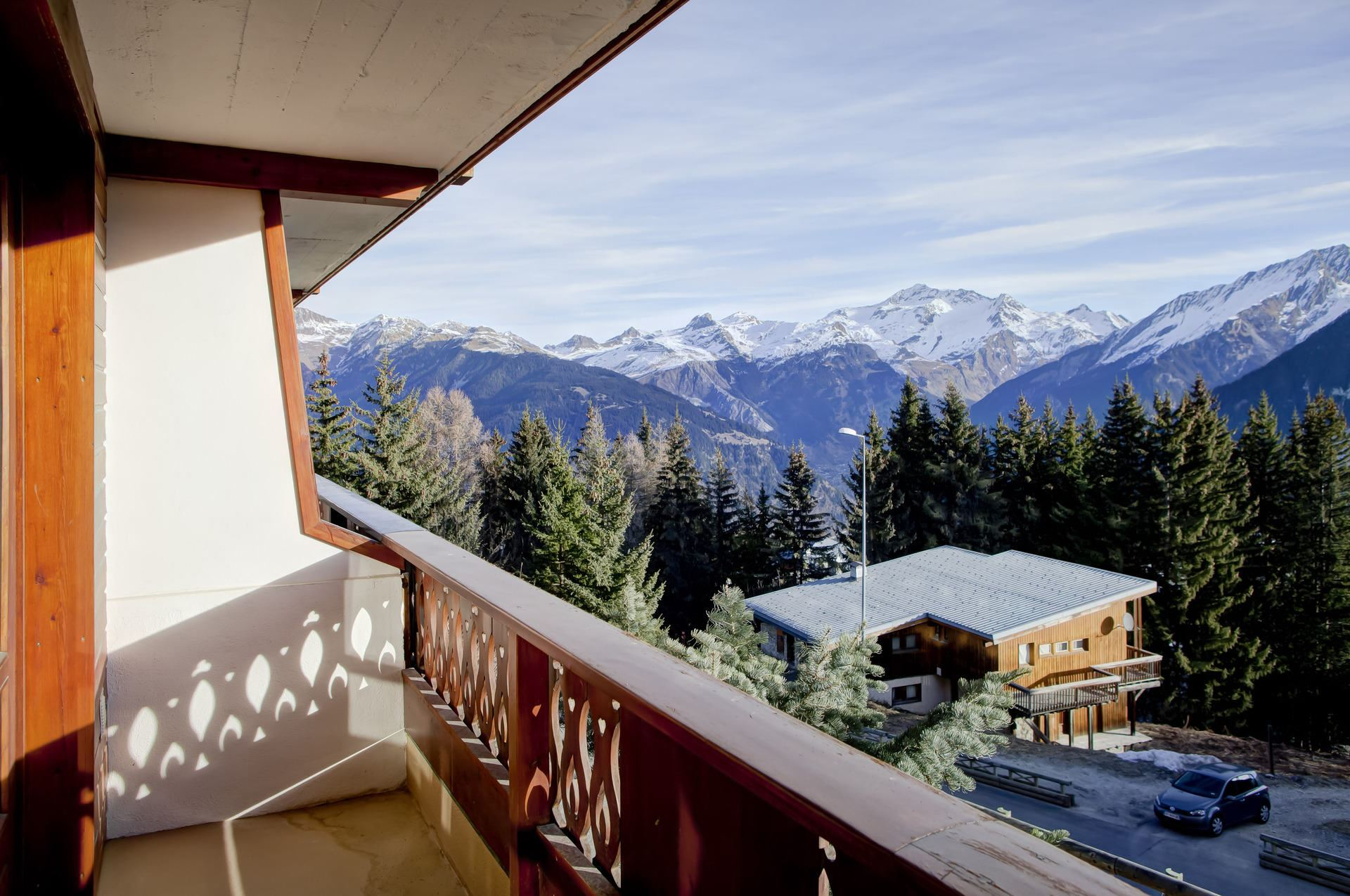 3 rooms 6 people ski in ski out / SOLEIL LEVANT B77/78 (Mountain)