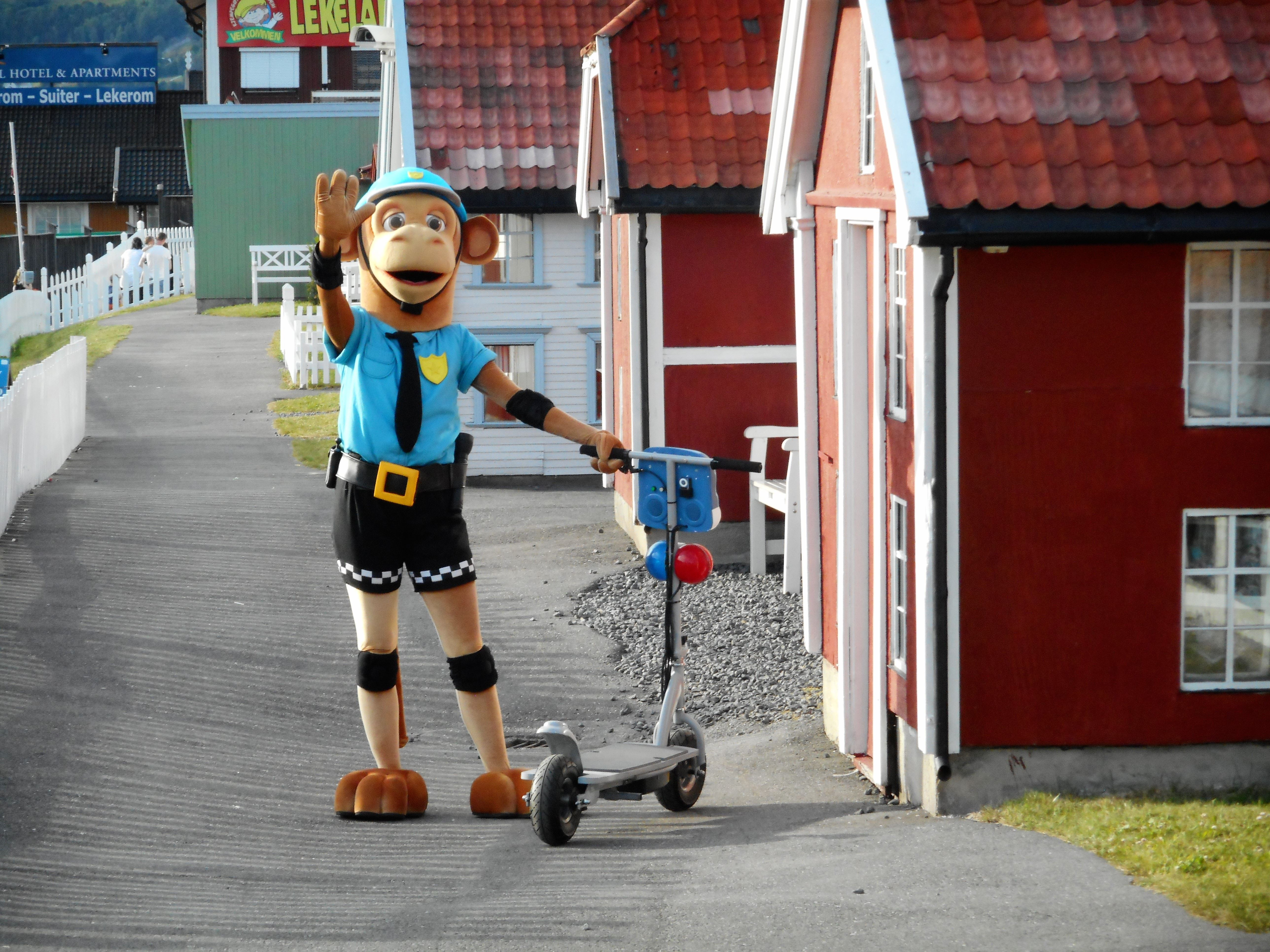 Lilleputthammer in Norwegen