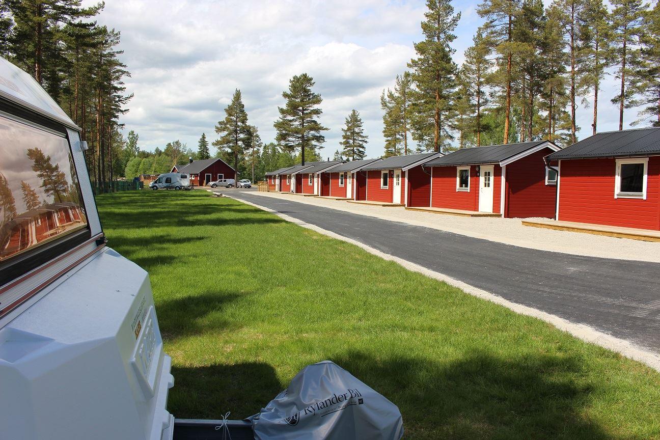 Sörfjärdens Camping/Stugor