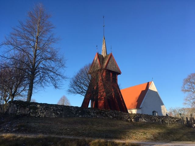 Vittaryds church