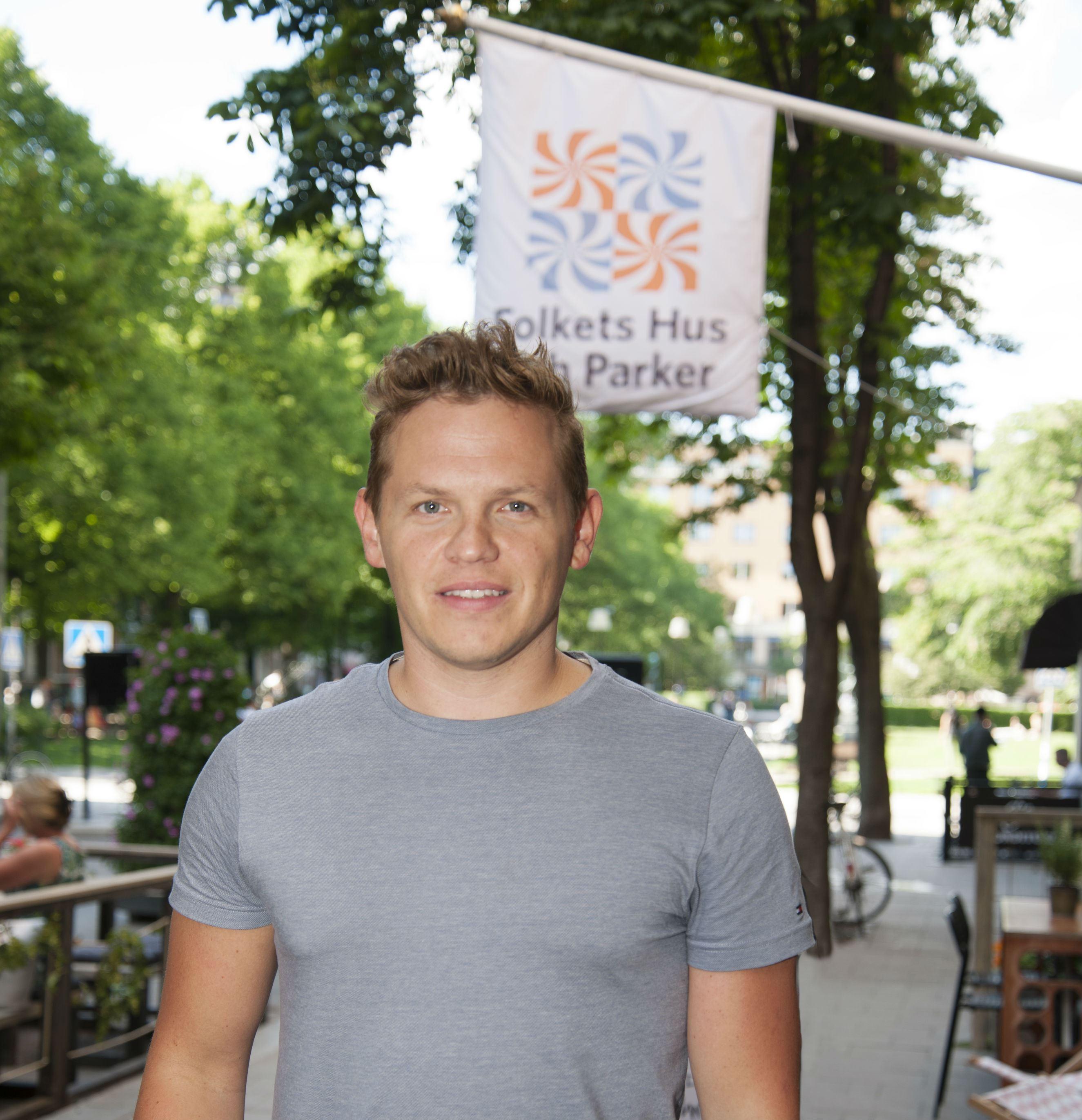 Edvard Koinberg, Kör-workshop med Florian Voss i Härnösand