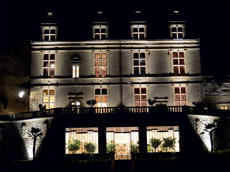Visite Nocturne Château Gaillard