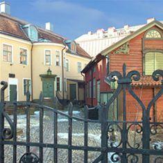 Guidad visning på Wimmerströmska gården