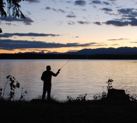 Fiskekort i Storliens Fiskeland