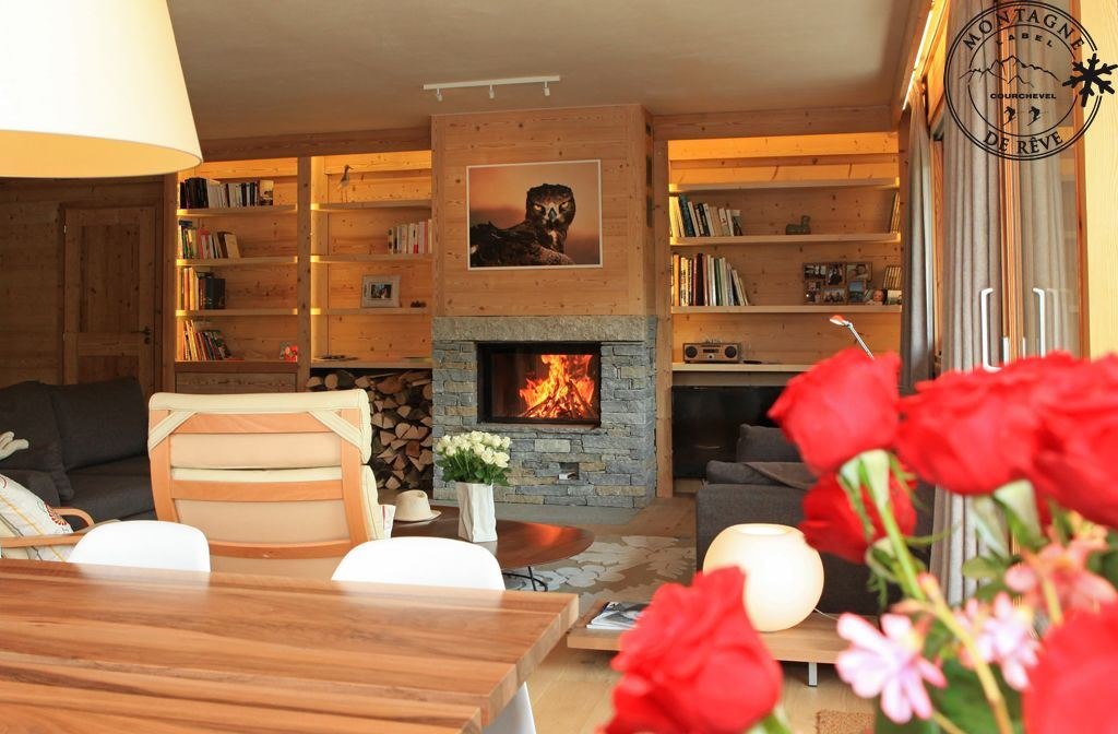 6 rooms 12 people ski-in ski-out / CHALET KIRIOLE (mountain of dream)