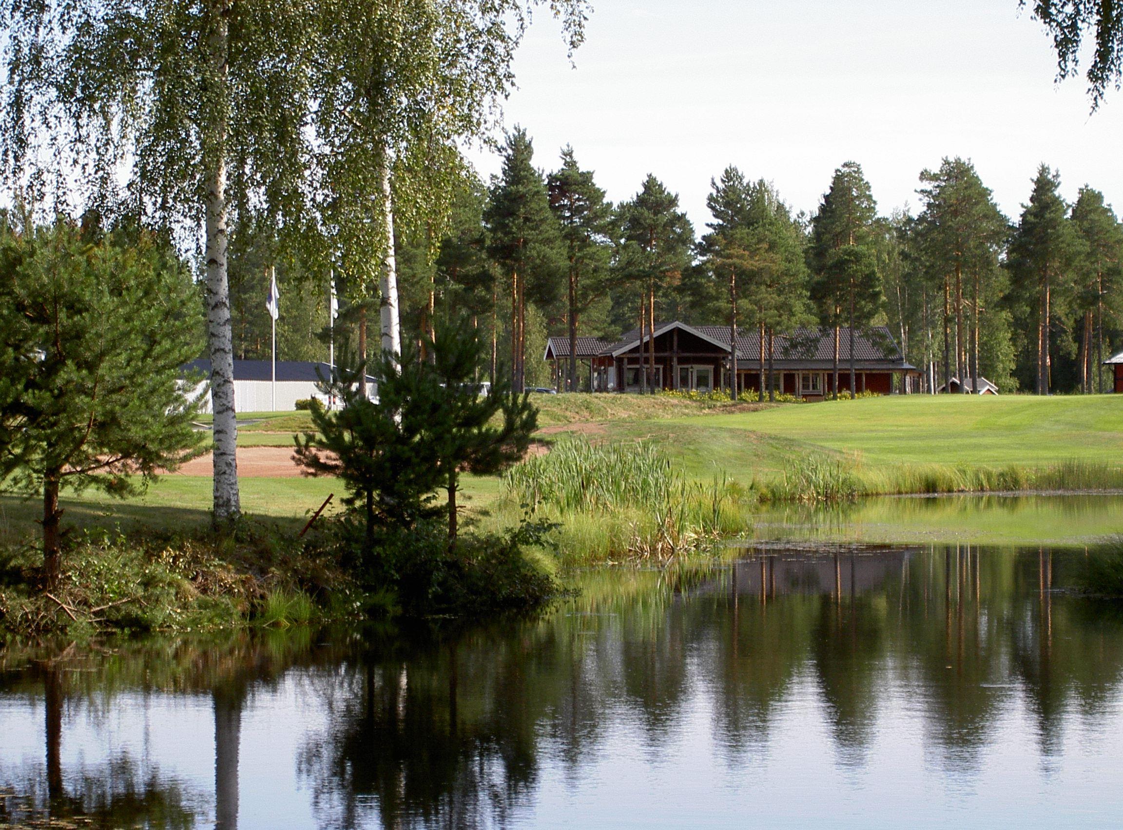 Solleö Golf course
