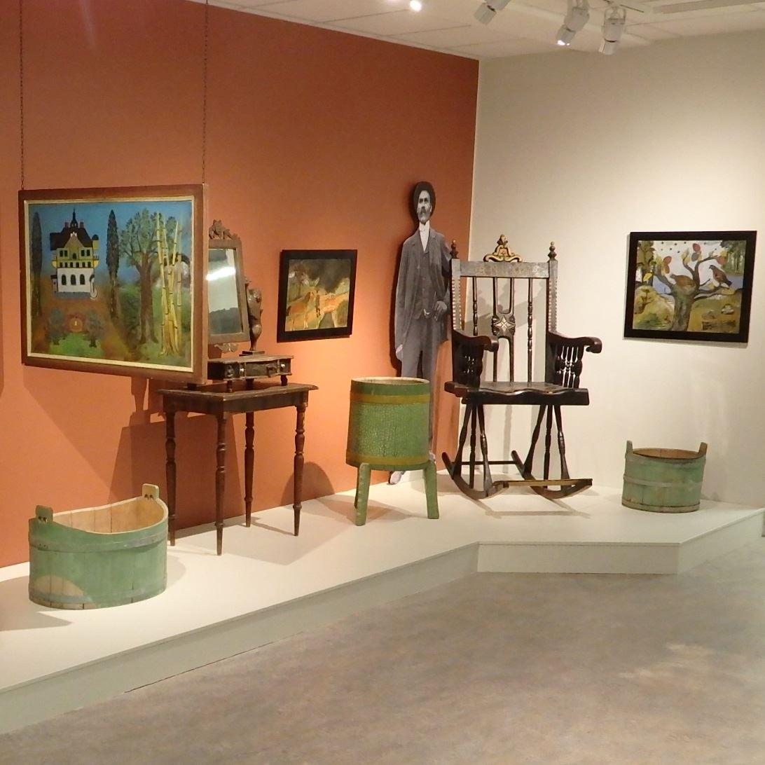 Välkomna till nya Edsbyns Muséum i Vox Cultura