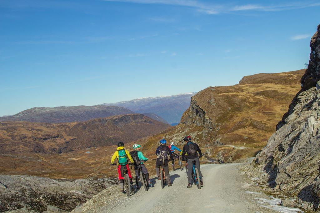 Guided MTB Tours