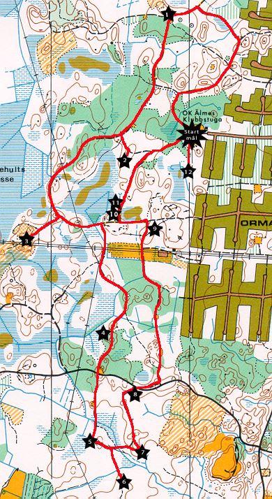 Walking-trail – Scania tour (Skånerundan)