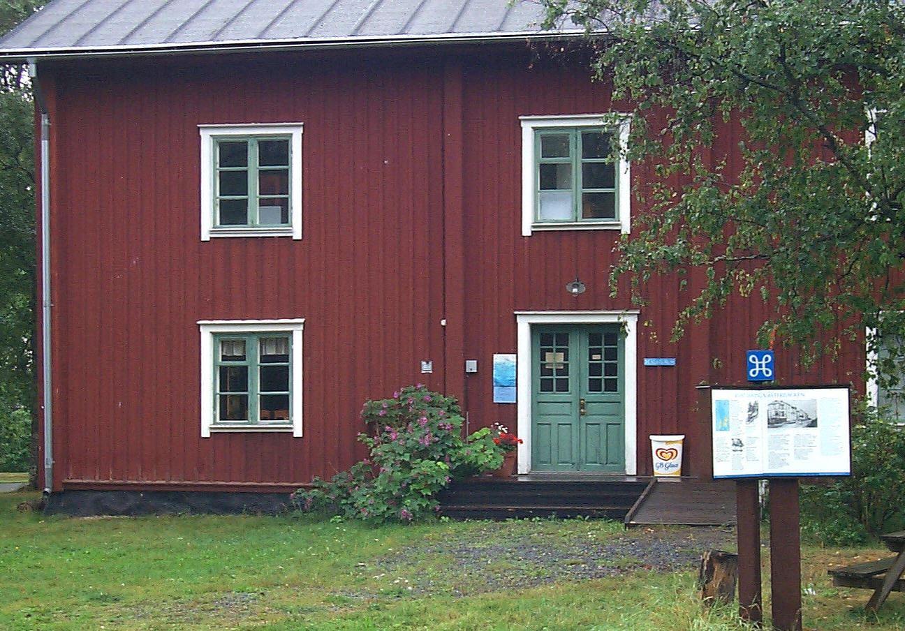 Västerbackens Sågverksmuseum