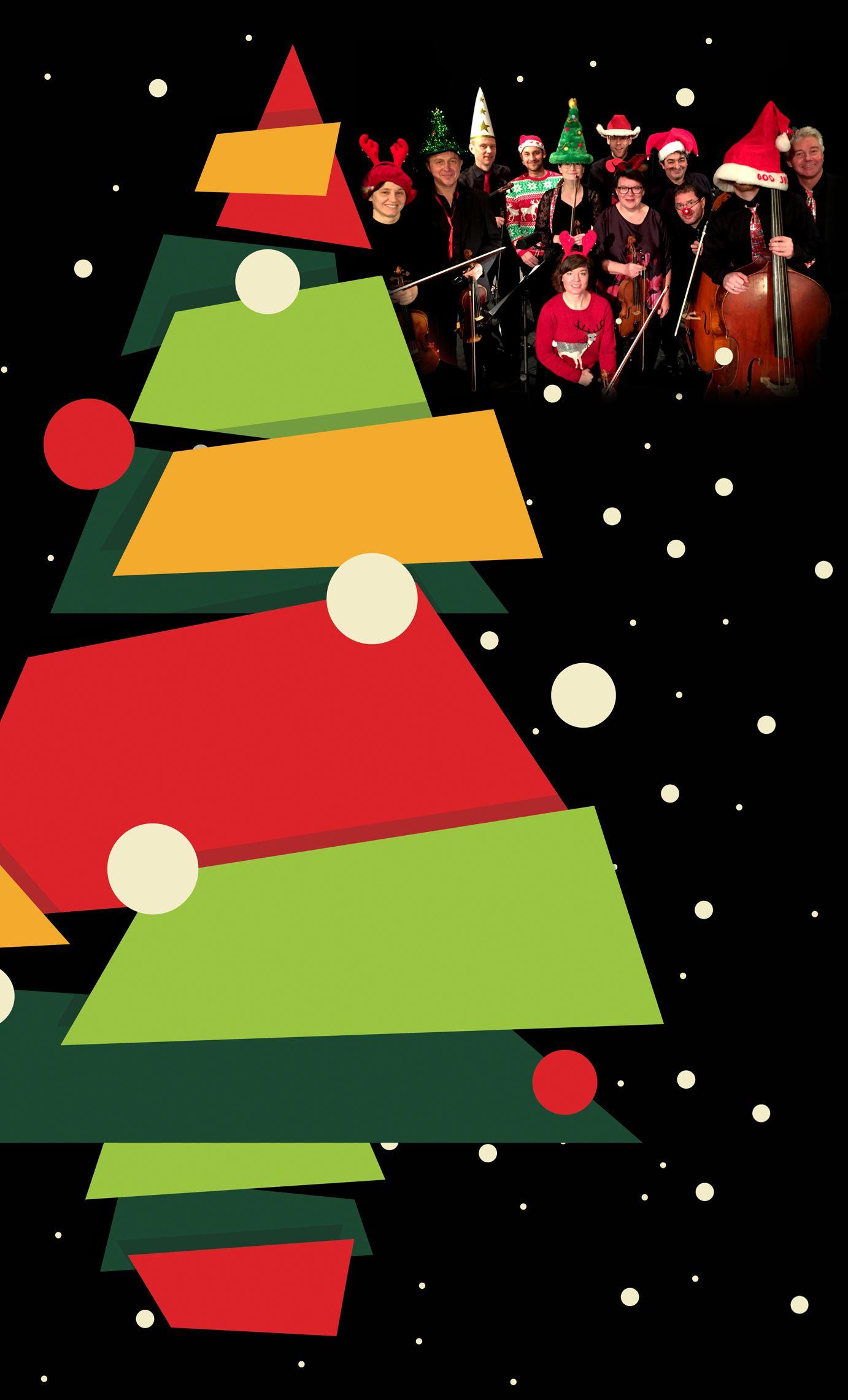 Barn: Halli Hallå - Jul med Musica Vitae och Olle - Familjekonsert