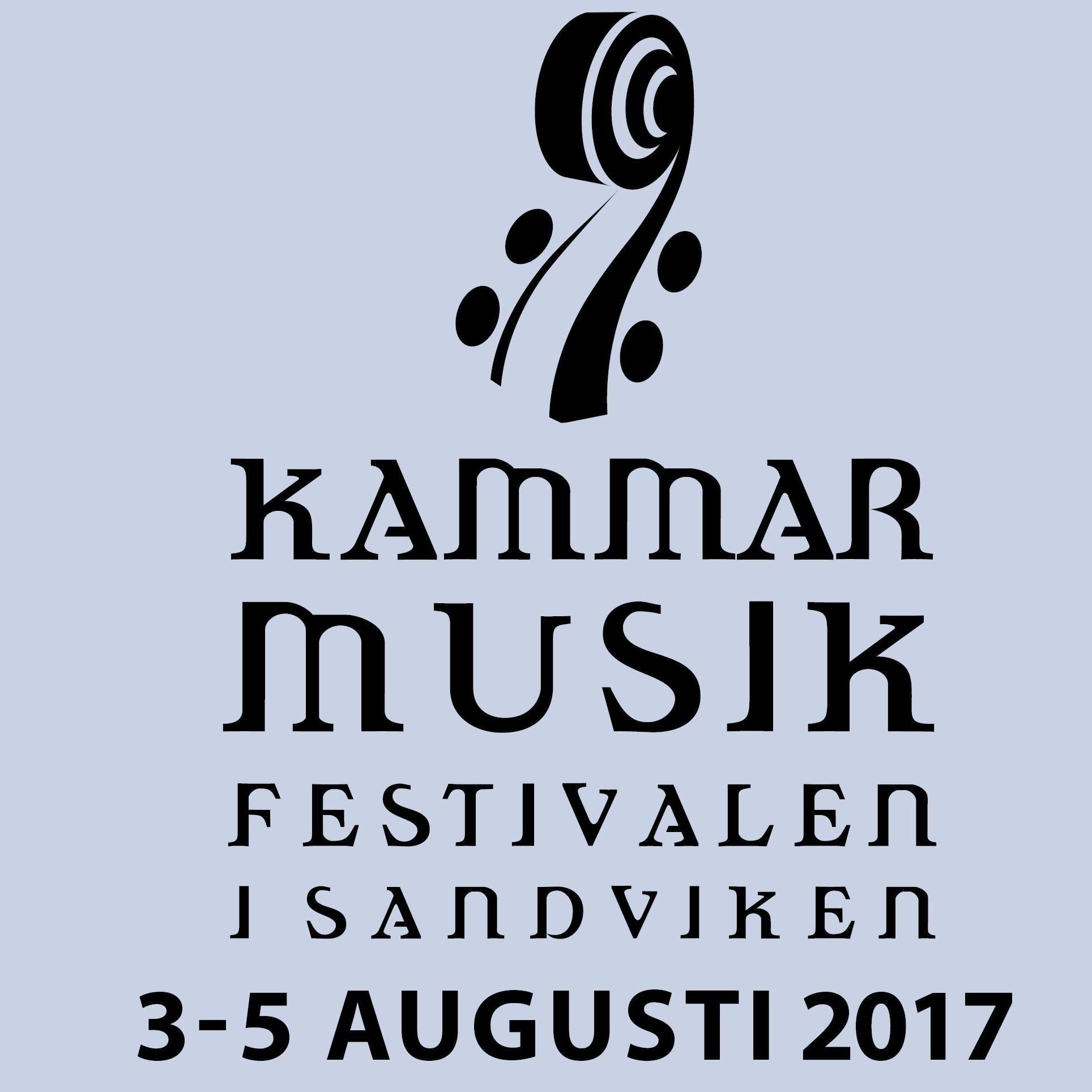 Kammarmusikfestivalen 2017