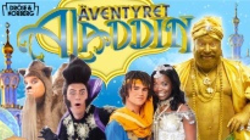 Aladin Sundsvalls energi Arena, 15 april