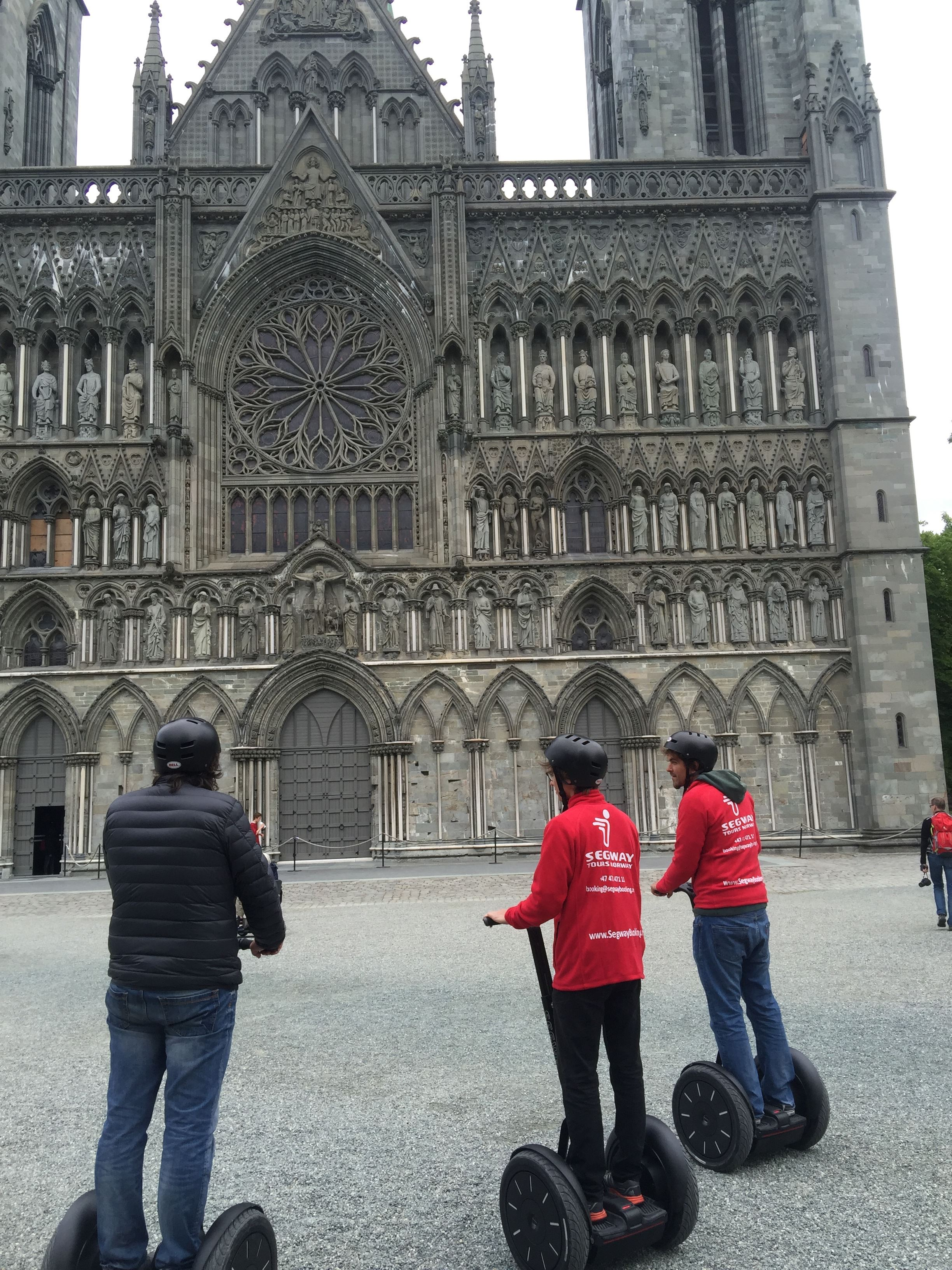Segway Tours Trondheim