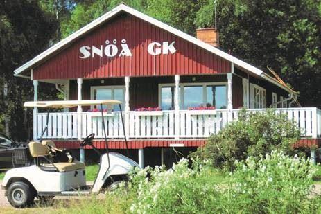 Snöå Golfklubb