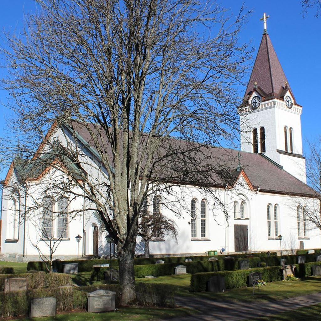 Visa, psalm och musikal i Vrigstad kyrka.