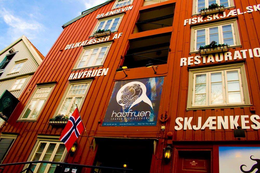 Havfruen Fiskerestaurant,  © Havfruen Fiskerestaurant, Eksteriør av Havfruen fiskerestaurant