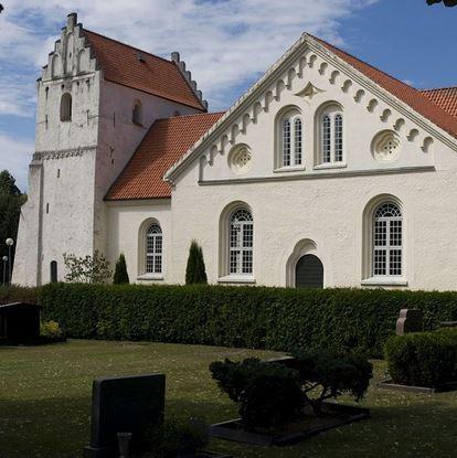 Ivetofta kyrka,  © Ivetofta kyrka, Gäst i sommarkvällen