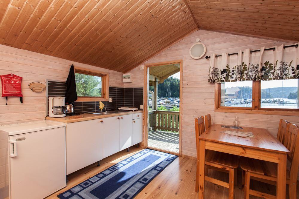 Vindöns Camping & Marina - Stugor