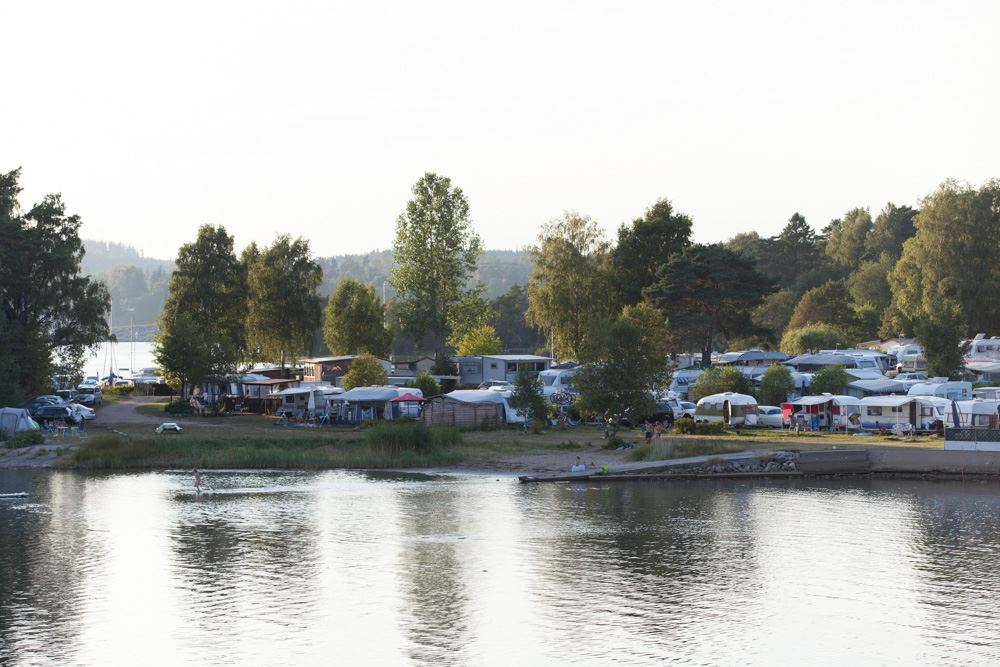 Vindöns Camping & Marina - Camping