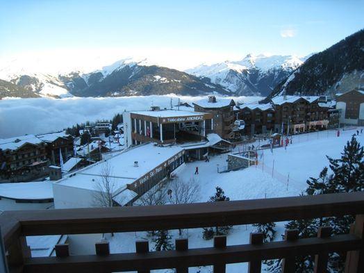 Studio 4 personnes skis aux pieds / RESIDENCE 1650 25 (montagne de charme)