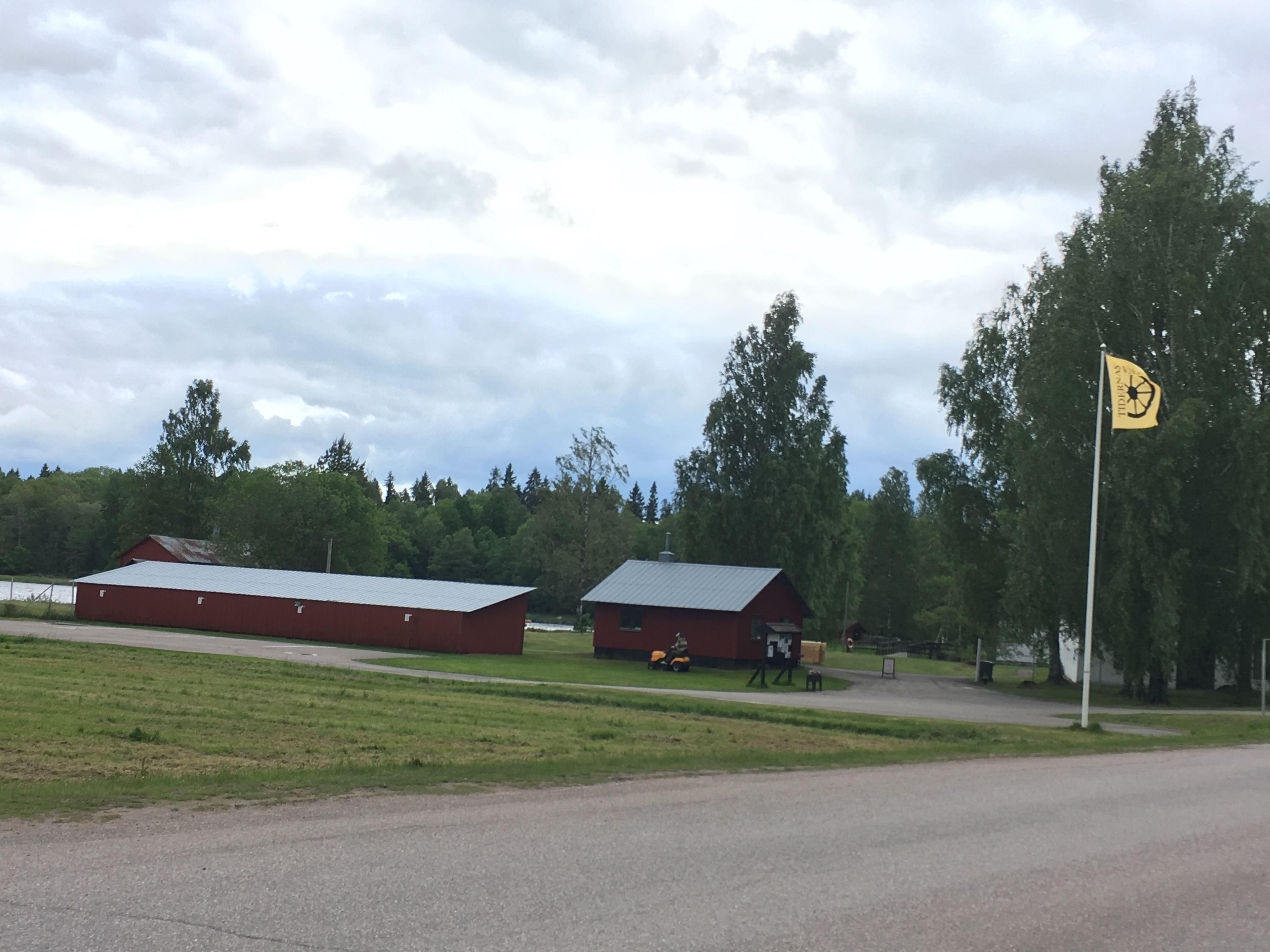 Ställplats - Gysinge Bruk
