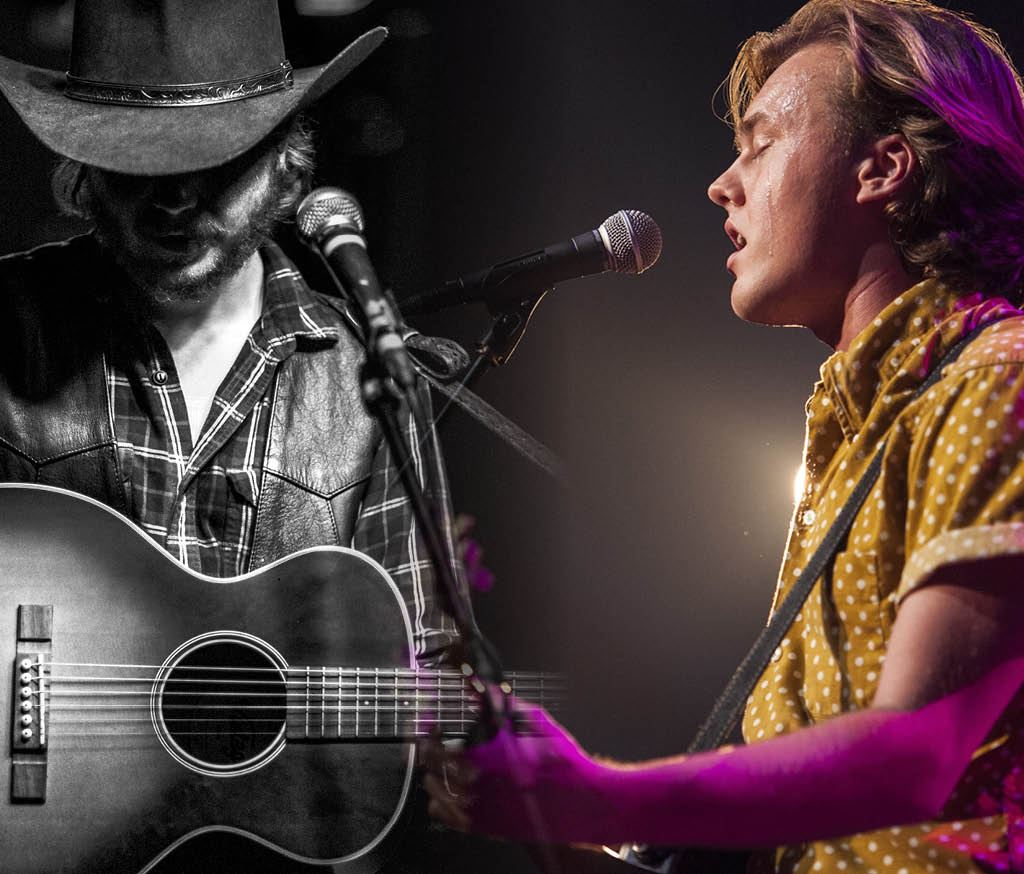 Parker Millsap (US) & Colter Wall (CAN)